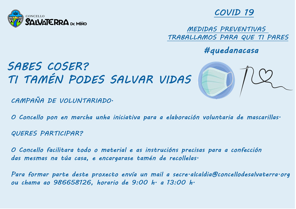 VOLUNTARIADP MASCARILLAS